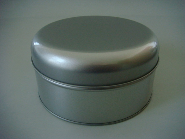 Round large Cake  tin w/dome lid RD/BE-7003
